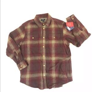 Croft & Barrow Flannel NWT*